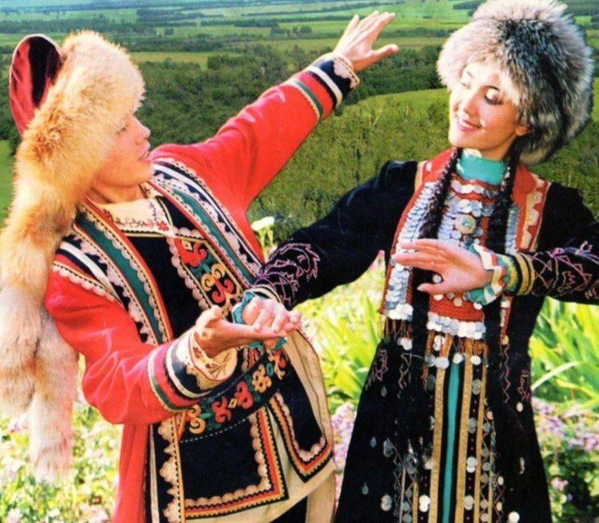Документальный фильм «Национальные костюмы народов Башкортостана»
