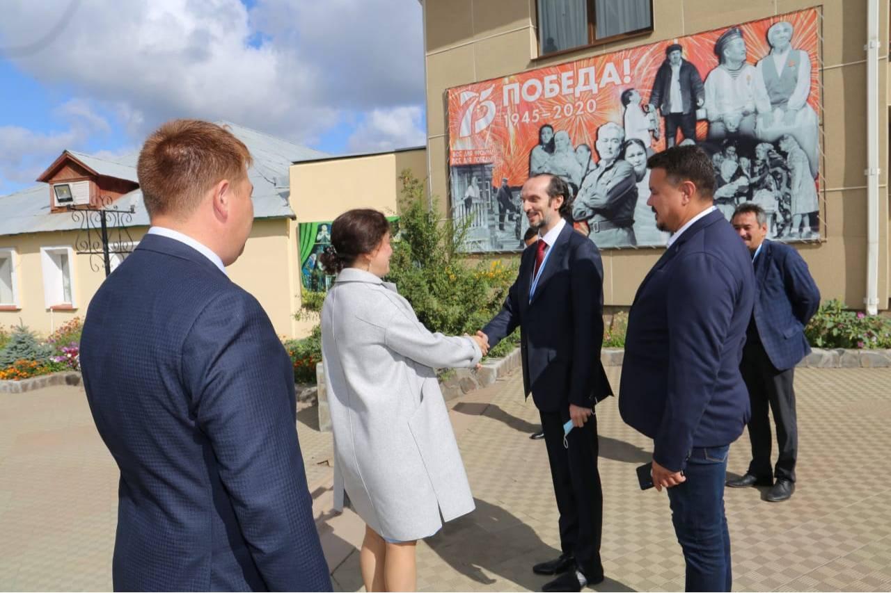 В Башкирии начинается сотрудничество с киностудией «Союзмультфильм»