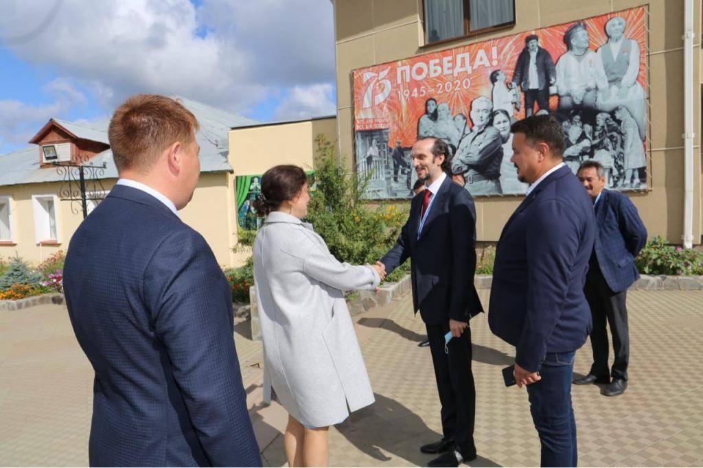 В Башкирии заключили договор на сотрудничество с киностудией «Союзмультфильм»