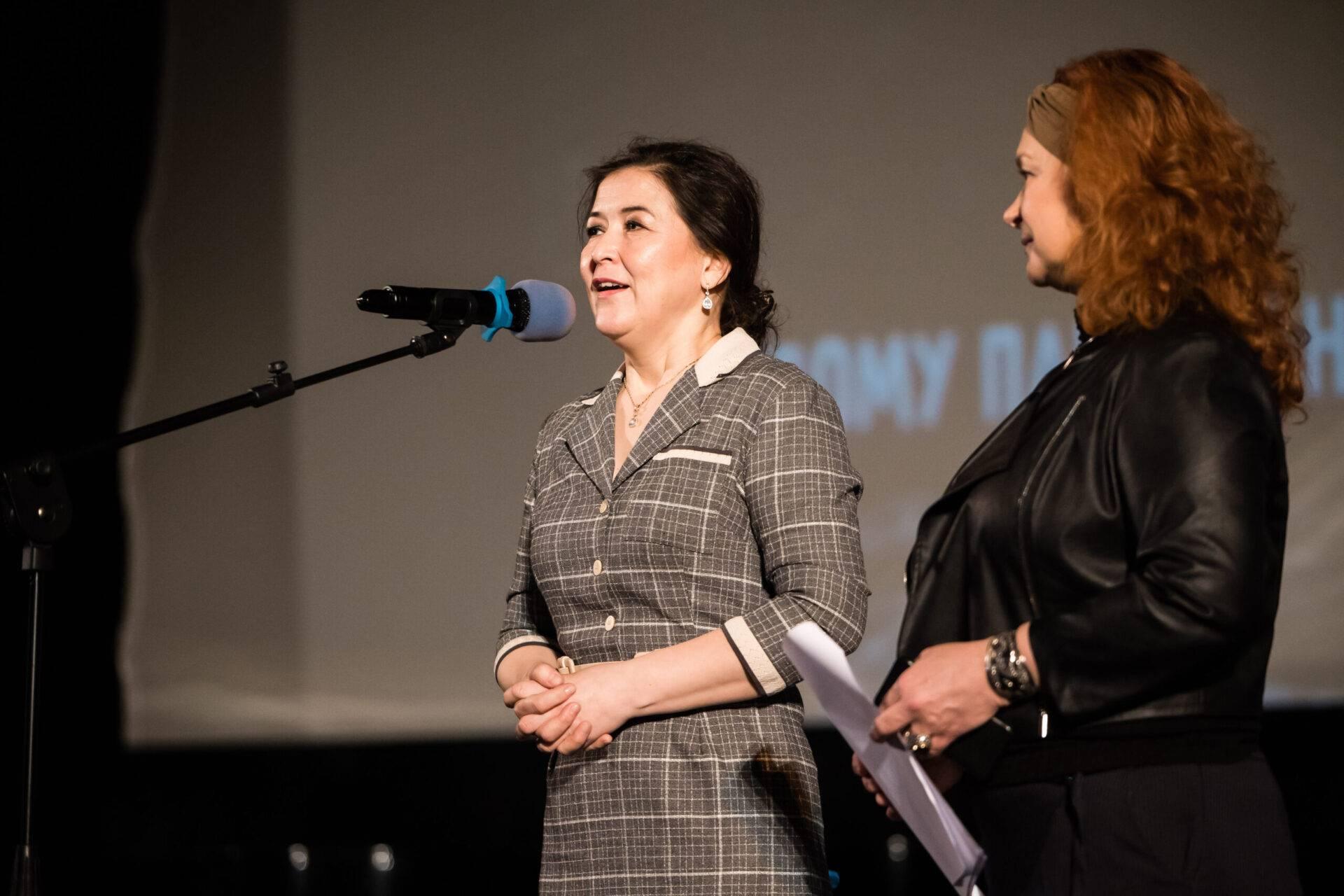 Рабочая поездка министра культуры РБ Амины Шафиковой в Москву